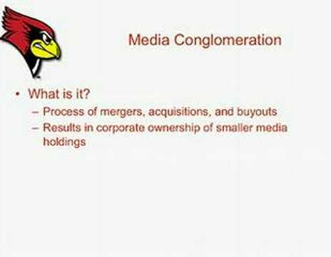 Media conglomeration