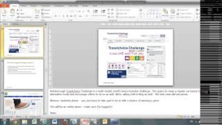 Webinar pre recording  Using gamification to encourage travel behavior change 10 07 2014 18 01