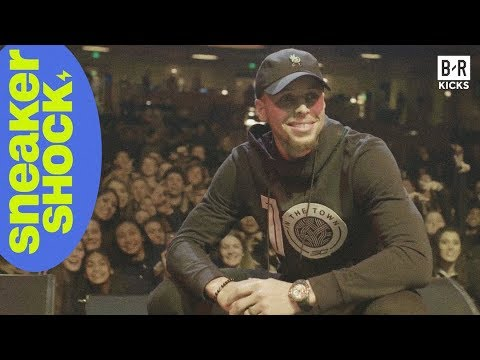 Steph Curry Shocks High Schoolers with 250+ Free Pairs of His New Shoe | Sneaker Shock S1E4