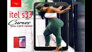 Itel S33 with Full Specification Features And Price
