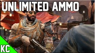 Fallout 4 Unlimited Ammo Glitch