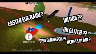 GW FIND THE BUGGY IN THE JAILBREAK!! * NO CLICKBAIT * | Roblox Indonesia