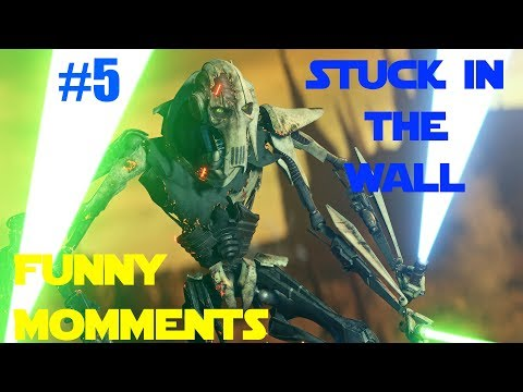 Star Wars Battlefront 2 - Funny Moments #5 (Arcade Edition)