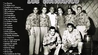 LOS WAWANCO 20 GRANDES EXITOS CANTA HERNAN ROJAS CD COMPLETO