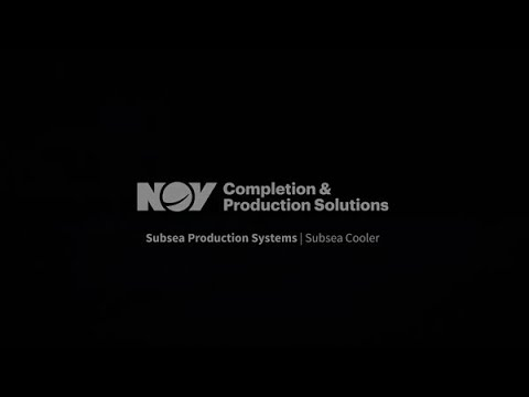 Subsea Cooler