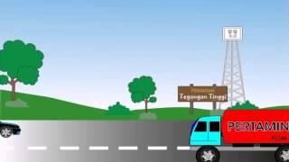 Video animasi ( akibat menerobos rambu lalu lintas ) download MP3, 3GP, MP4, WEBM, AVI, FLV Oktober 2018