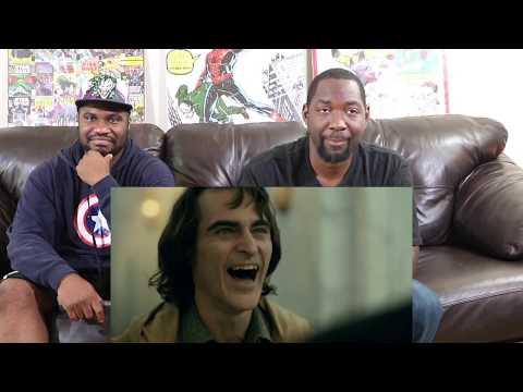 Joker Final Trailer LIve Reaction