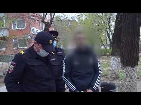В Благовещенске задержали подозреваемого в серии разбойных нападений