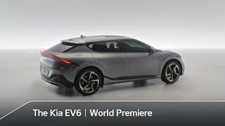 The Kia EV6 I World Premiere