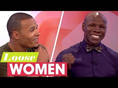 Chris Eubank and His Son Chris Jr Talk Being a Boxing Family   Loose Women