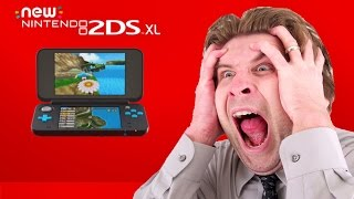 Why Is Everyone Confused By The New 2DS XL?