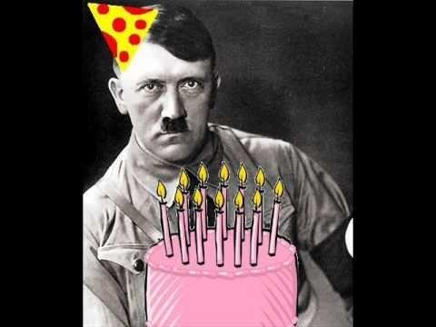 Happy Birthday Hitler 420 Day Youtube
