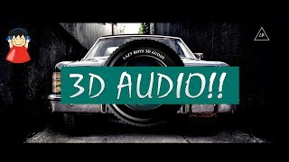 3D Audio (Bass Boosted) Max Hurrell - Drive (Feat. Caleb Williams) (3D Audio!!) Lazy Boy ...