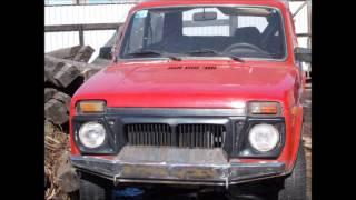 видео Силовой бампер на Ниву: установка своими руками