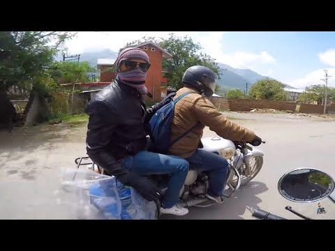 Last Day of LADAKH RIDE | Rider refused to give me petrol | Ep.08