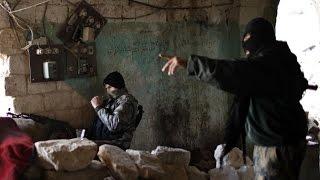 شاهد.. فتح الشام في مواجهة ست فصائل ..هل يشعل مؤتمر أستانا نار المعارك من جديد؟ - هنا سوريا