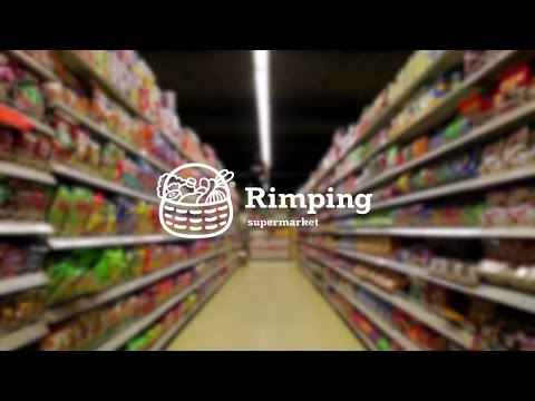 RIMPING Supermarket -The Market Of Choice