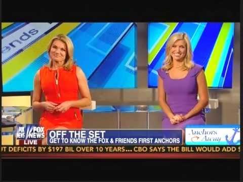 """Heather Nauert """"Anchors Away"""" video from 'Fox & Friends First'"""