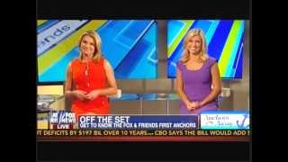 Heather Nauert Anchors Away Fox Friends First