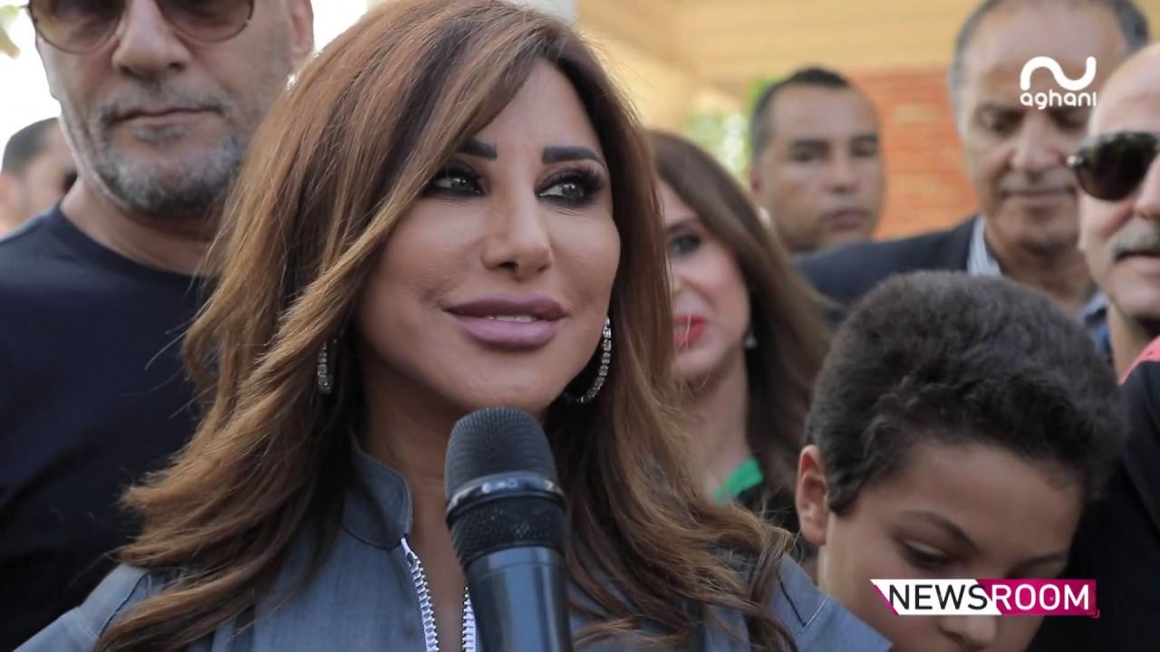 السفارة اللبنانية في المغرب تكرّم نجوى كرم، وليد توفيق ورامي عياش.. شاهدوا الكواليس الخاصة!