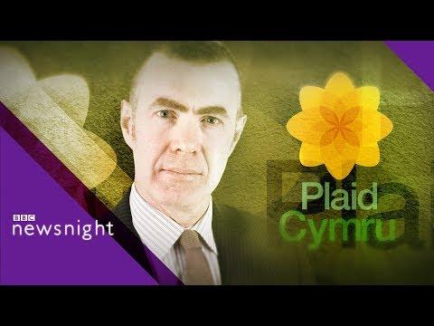 European elections: Plaid Cymru 'riding a Remain wave' - BBC Newsnight