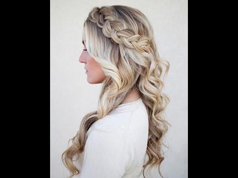 hairstyle tutorial dutch braid