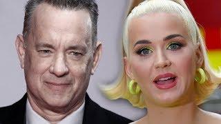 Katy Perry Kept In Same Hotel As Tom Hanks Before Leaving Australia