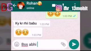Download Sexxxxxxxxx Chat with Rohan my X'boy friend।।