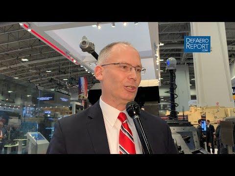 BAE's Miller On Bradley Replacement Decision AMPV, Robotic Technology Demonstrator