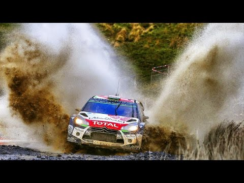 World Class Rallying In Great Britain | FIA World Rally Championship 2015