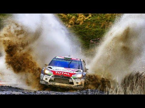 World Class Rallying In Great Britain | FIA World Rally Championship 2015
