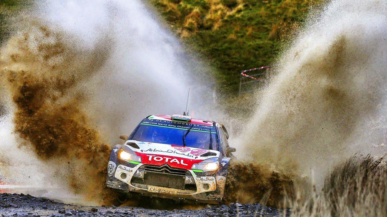 World Class Rallying in Great Britain | FIA World Rally Championship ...
