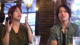 シンガーソングライター今泉芹菜さんゲストSINGERS voice TOKYO,Kitchen Bar 新目黒茶屋TVライブオンライン
