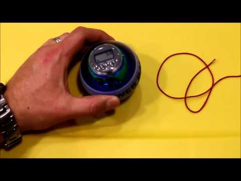 Powerball review - awesome gyroscope
