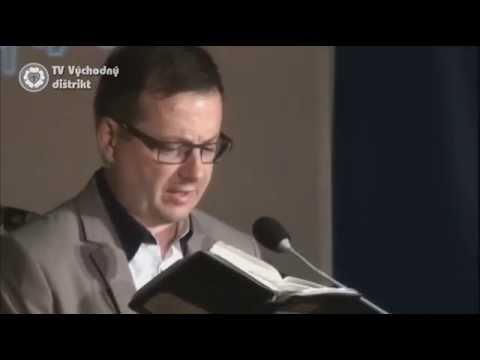 MD 2014 - Všetci proti jednému, alebo ako sa rodí čierna ovca rodiny ( M. Chalupka) - 2. časť.wmv