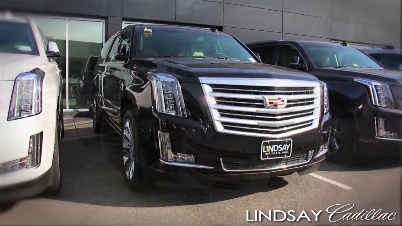 Welcome to Lindsay Cadillac - YouTube