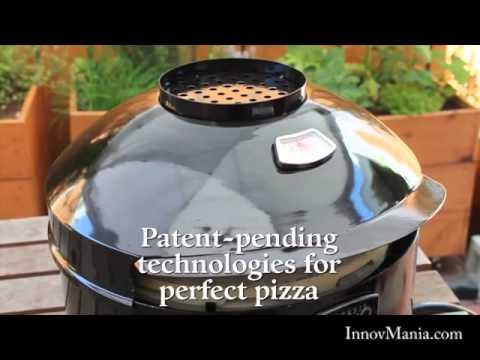 four pizza pizzeria pronto pizzcraft au gaz innovmania youtube. Black Bedroom Furniture Sets. Home Design Ideas