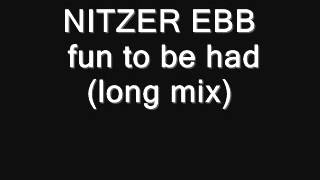 NITZER EBB   fun to be had long mix)