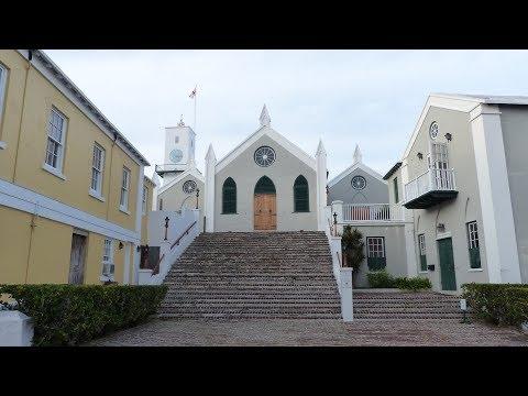ST. PETER'S CHURCH - ST. GEORGE'S - BERMUDA