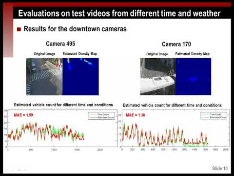 FCN-rLSTM: Deep Spatio-Temporal Neural Networks for Vehicle Counting in City Cameras
