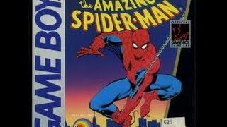 The Amazing Spider-Man (Gameboy)