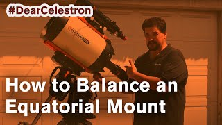 How to Balance Your EQ Mount -…