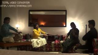 Ranjeet Rajwada Ghazal Tere Khayal se....  Live