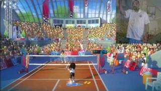 PS3 Move Racquet Sports Badminton Demo Hands On