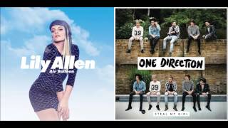 Steal My Air Balloon - Lily Allen & One Direction [Mashup + Download Link]