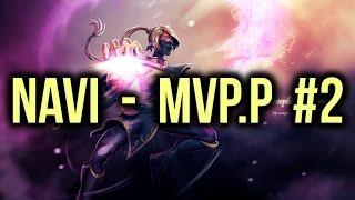 NaVi vs MVP Phoenix Dota 2 Highlights TI5/The International 5 Group Stage Game 2