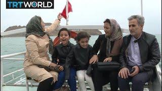 Half a million Iranian tourists visit Turkey's Van province