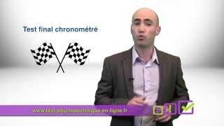 Test psychotechnique au concours infirmier: les Dominos