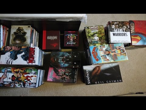 January 2016 Graphic Novel Omnibus Collection
