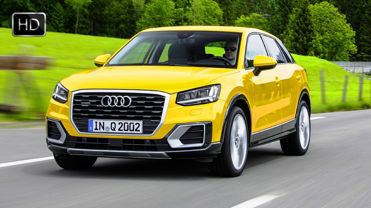 Video Audi Edition Quattro Tdi Suv Vegas Yellow Road